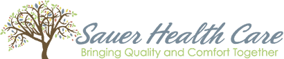 Sauer Health Care Logo